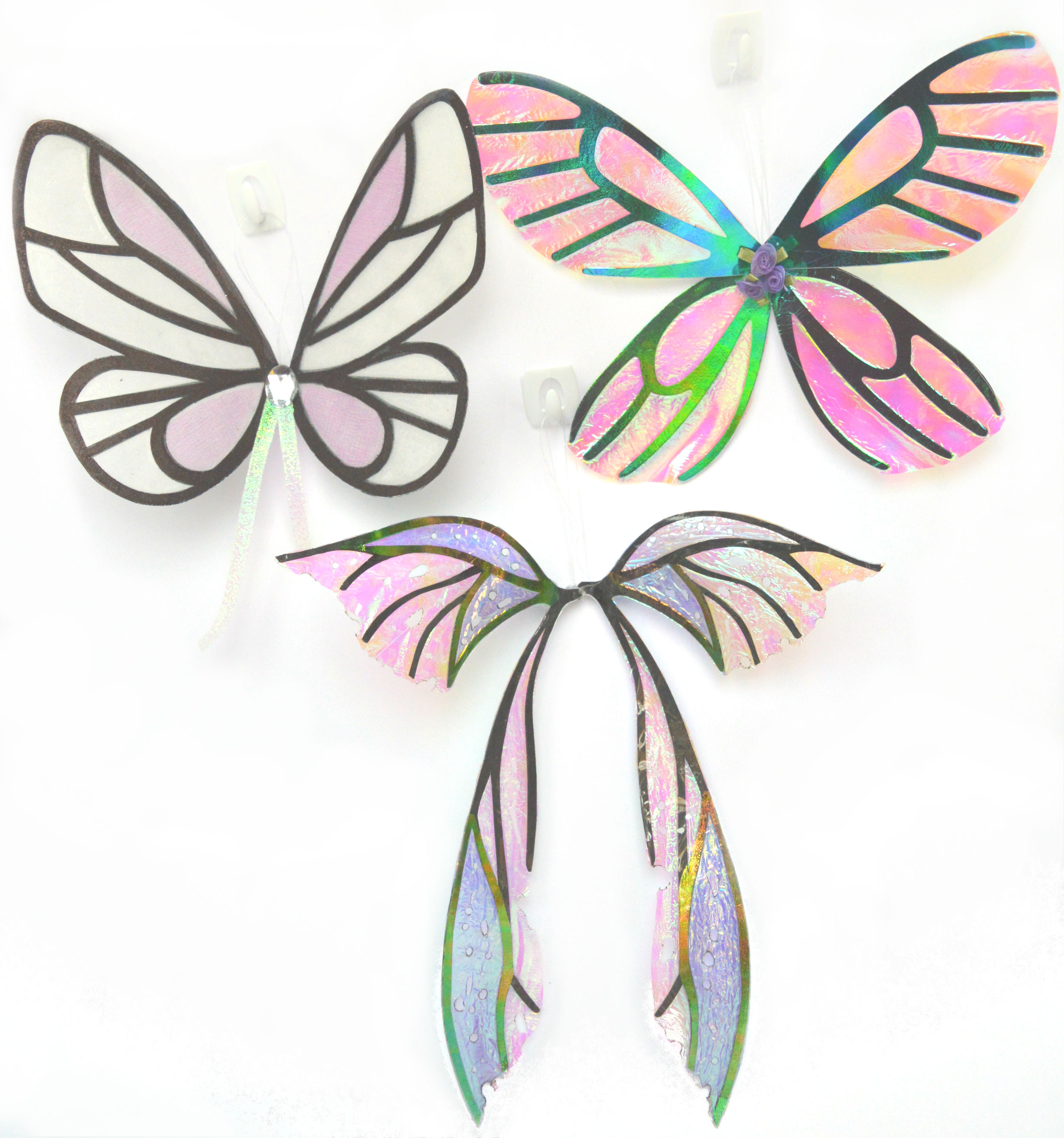 fairy wings for 18 inch dolls