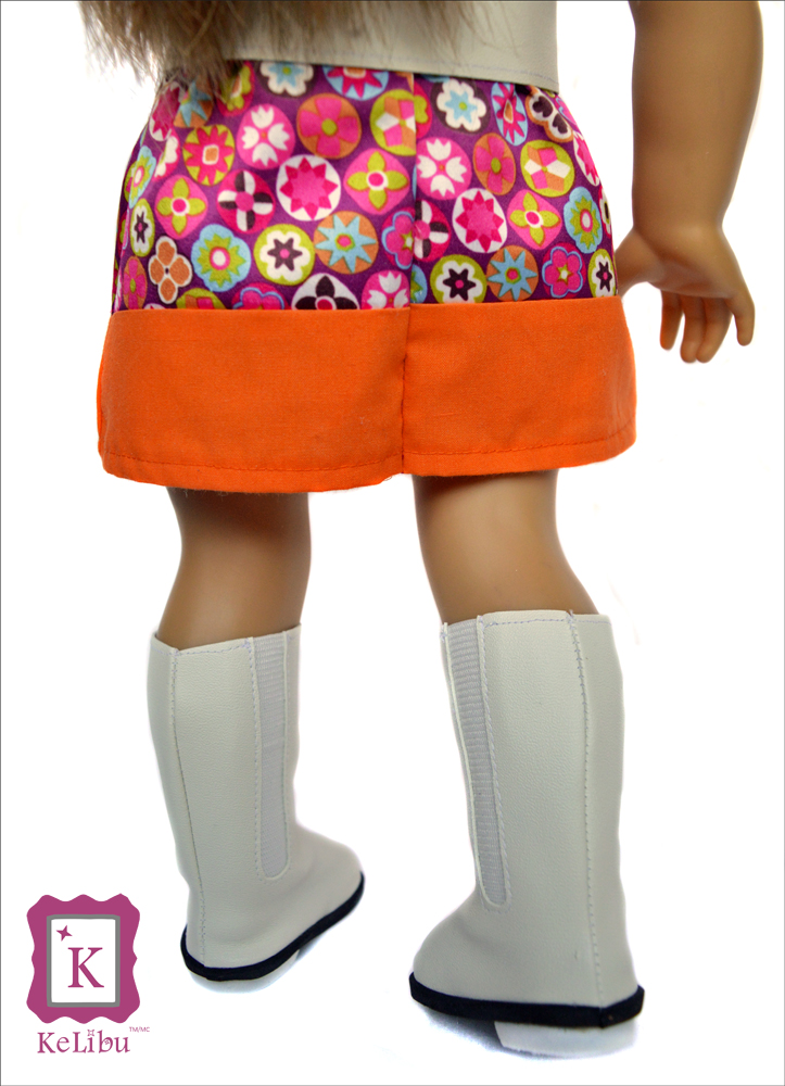 go go boots for American Girl