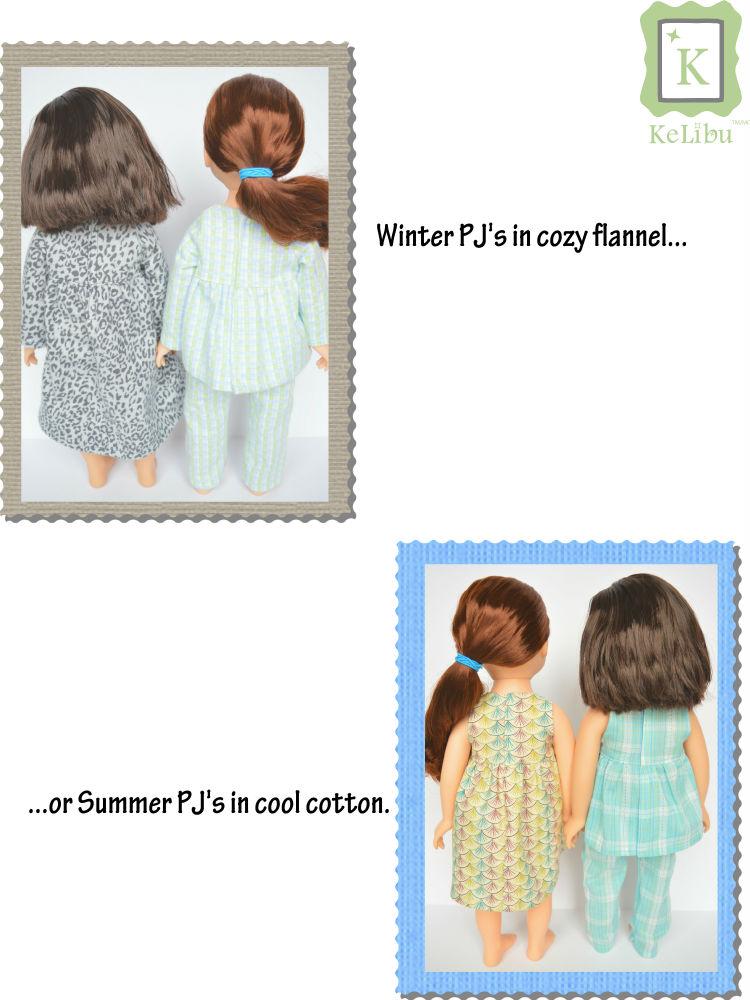 pj's for Journey Girls dolls