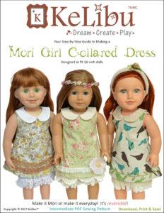 dress for 18 inch dolls