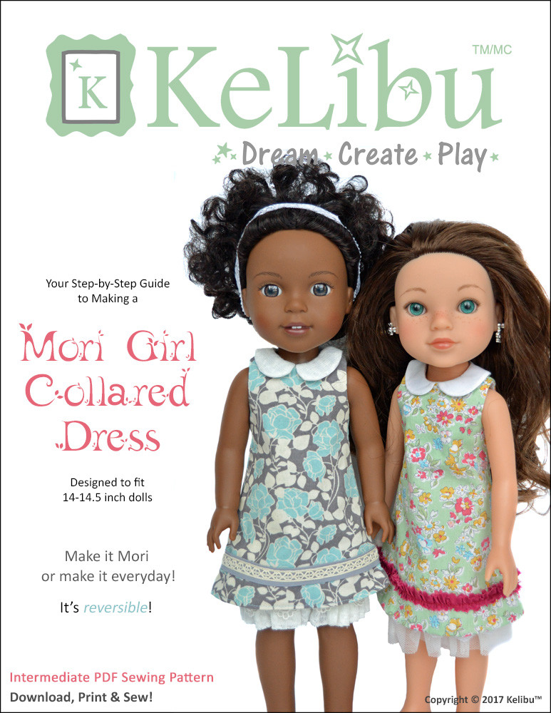 dress for welliewisher dolls
