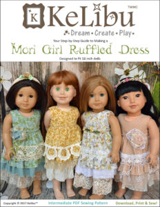 dress for 18 inch dolls