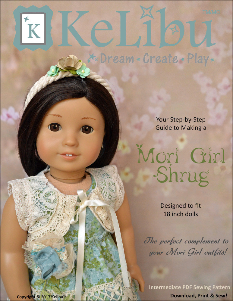 shrug for 18 inch dolls