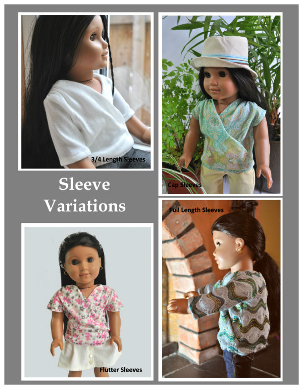 shirt for 18 inch dolls