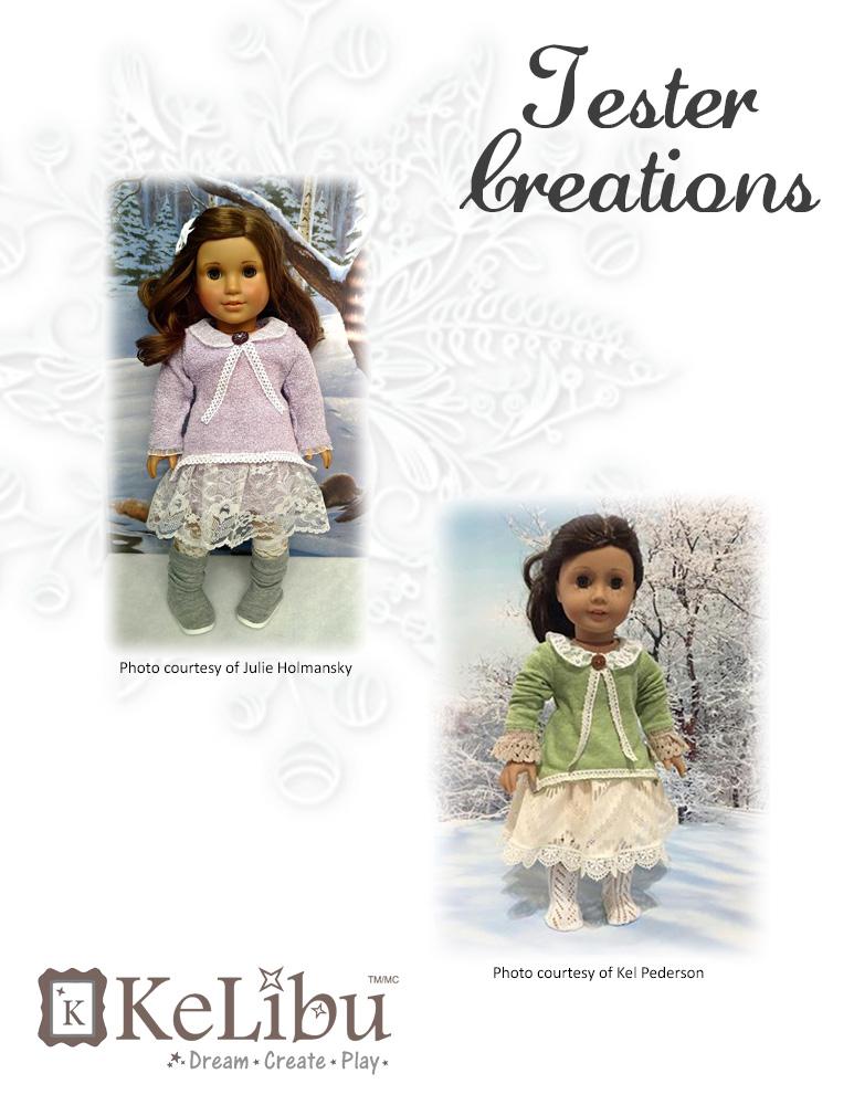 mori girl for 18 inch dolls