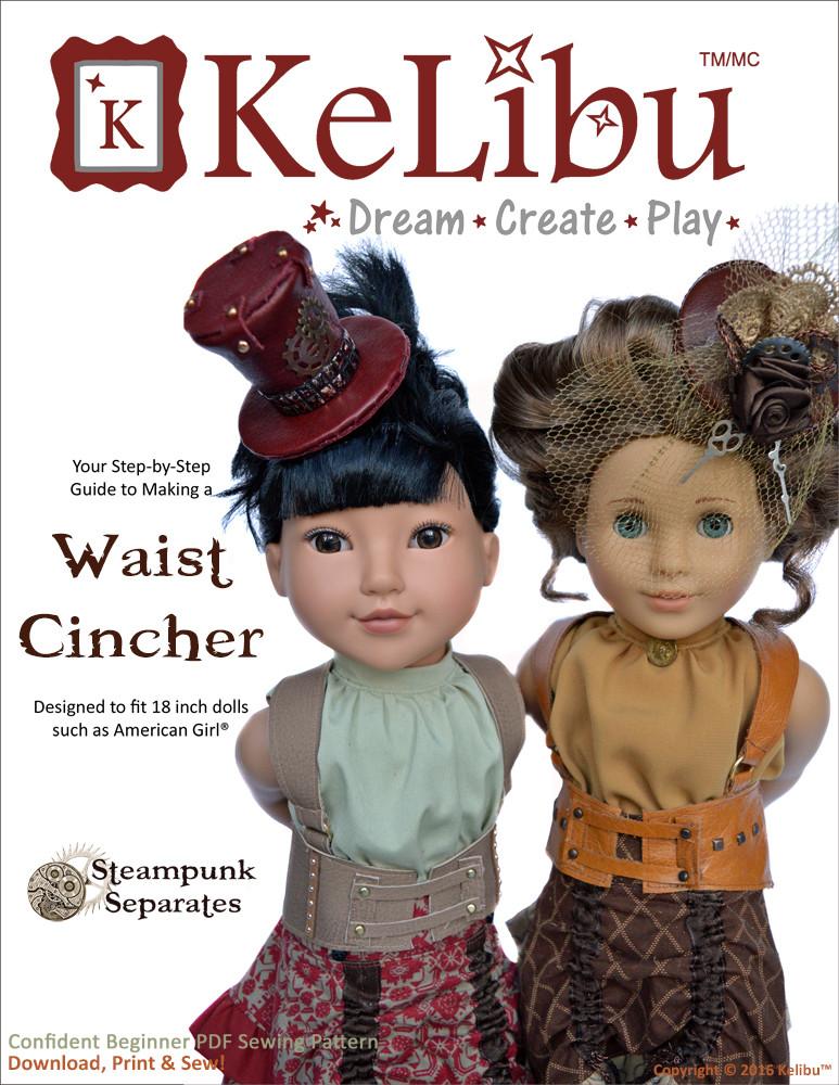 waist cincher 18 inch dolls