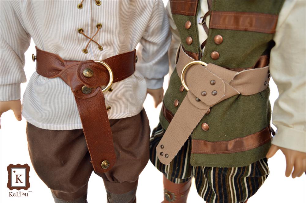 o-ring belt for 18 inch dolls