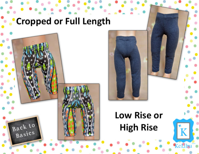 legging pattern for AGAT