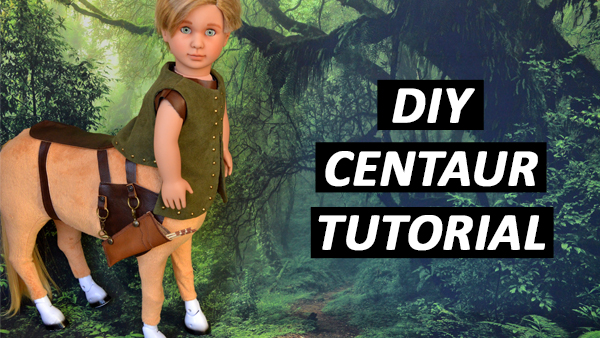DIY Centaur – TUTORIAL