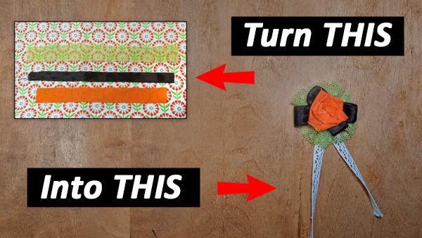 Mori Flower Embellishment – HOW TO