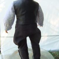 Steampunk Aviator Costume-back